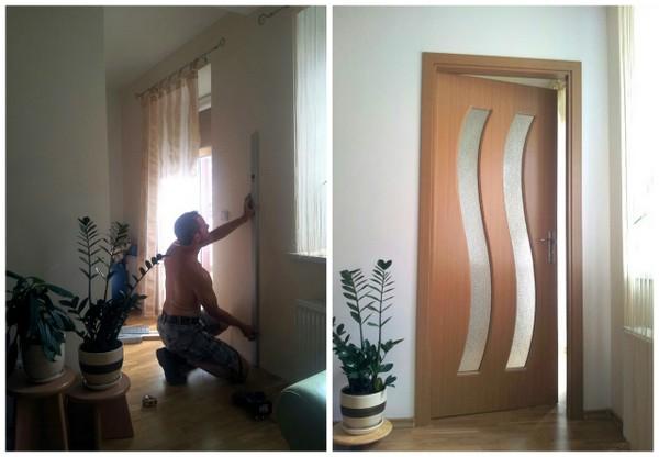 Gretos durys